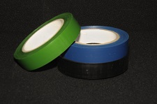 Yellow Vinyl Adhesive Tape
